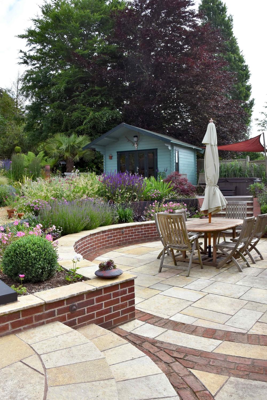 Family Garden, Clevedon